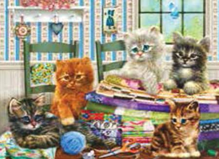 GIFT- Puzzle Let's Get Started 500pc