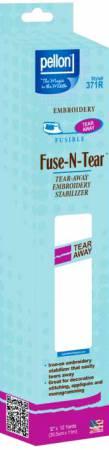 Fuse-N-Tear Pellon 12in x 12yd