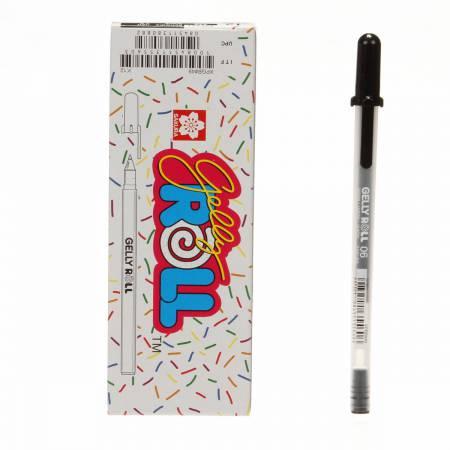 Gelly Roll Fine Point Pen Black