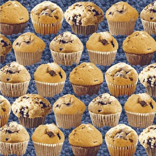 In the mix  Multi Muffin