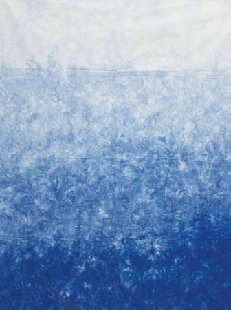 BATIK OMBRE TONAL BLUE OMBRE 72ANS015 Fabrics That Care