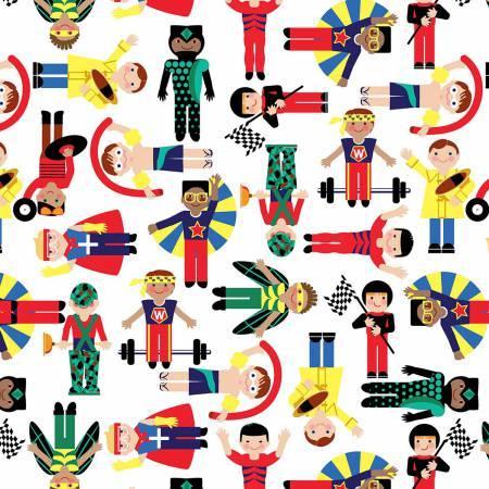 Super Heroes 3873 87