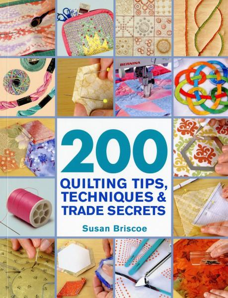 200 Quilting Tips and Techniques - Softcover