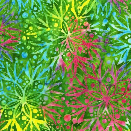 AF Gem Full Bloom Batik
