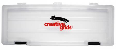 Creative Grids One Compartment Clear Case