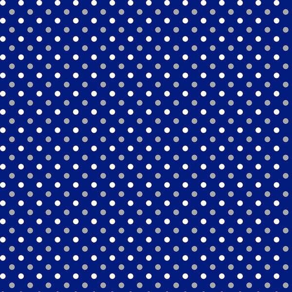 Blue/Grey Dots