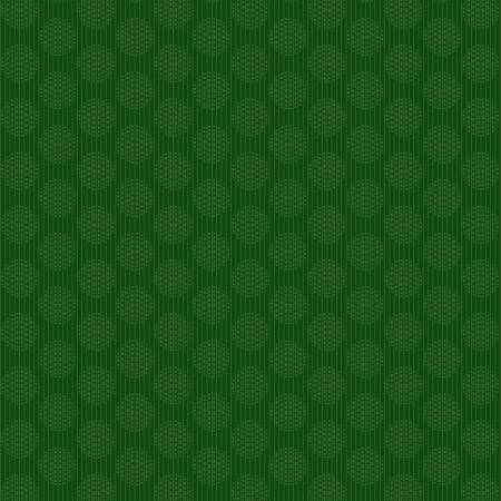 Essentials Evergreen - Green on Green Circles & Stripes 1817-39086-777