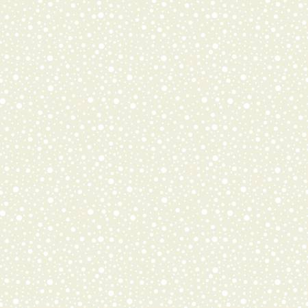 Cream Dotty Dots