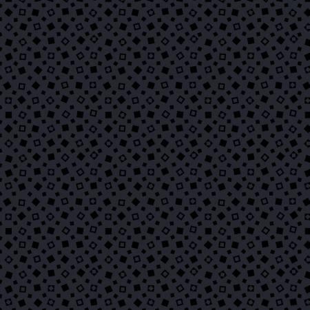 Wilmington Essentials 39120-999 Black on Black Squares