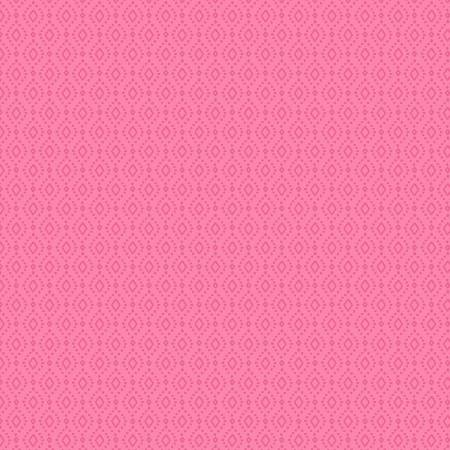 Boho Diamonds - Med. Pink