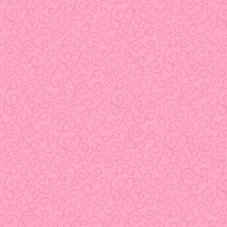 WILM- EssentialsInThePink Pink Dotted Scroll