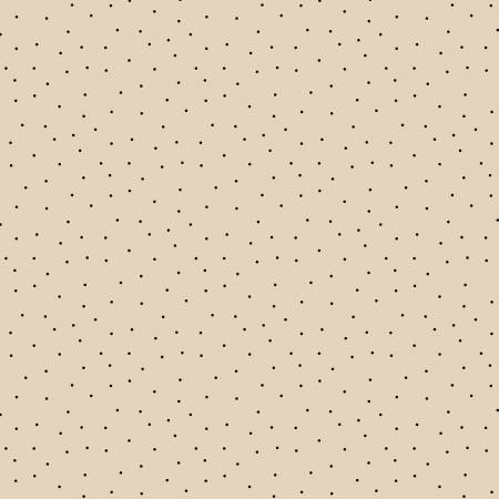 Essential Pindots Cream/Black