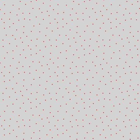 Essential Pindots Grey/Red