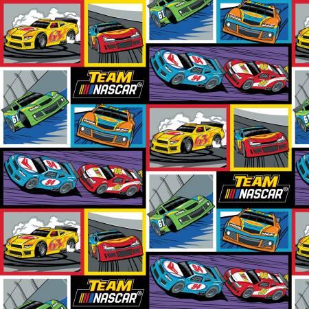 Multi Nascar Racing Blocks