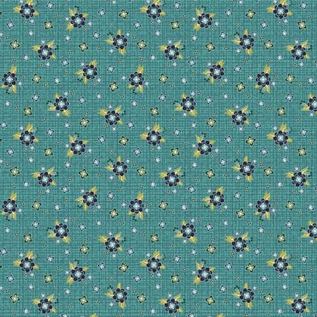 Gloaming - Turquoise Posy