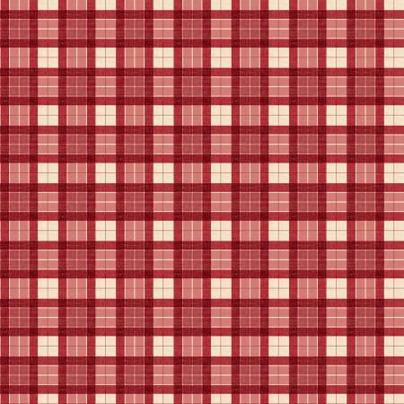 39650-323 Red Plaid