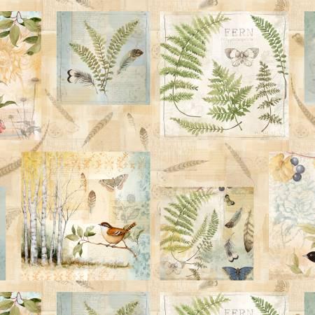 Multi Forest Study Craft Panel