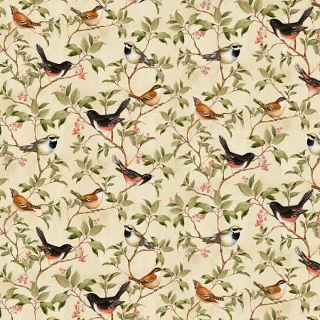 Wilmington Tan Birds 3023 - 297