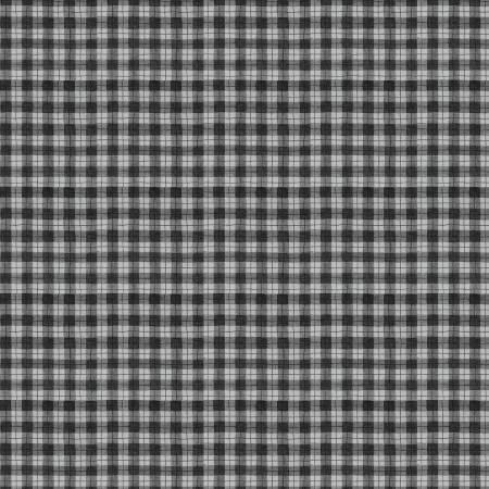 Nose to Nose - Grey Plaid