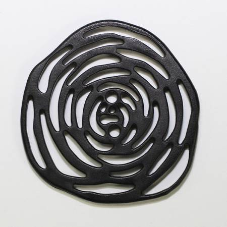 Polyamide Button 40mm Black