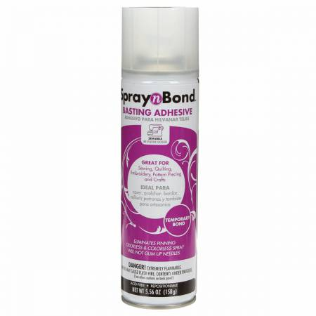 Spray N Bond Basting Adhesive Spray