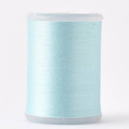 Cosmo Tsu Mu Gi 40wt 2ply Cotton Thread 500m Aqua