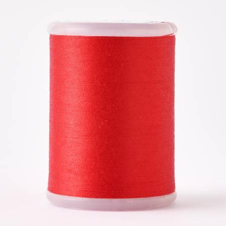 Cosmo Tsu Mu Gi 40wt 2ply Cotton Thread 500m Tulip