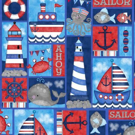 Anchors Away - 4074