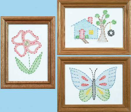 Beginner Embroidery Kit Cute As A Bug