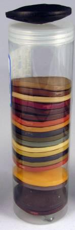 Polyamide Rnd Button 60mm Mixed