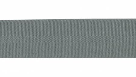 Cotton & Polyester Webbing 2in Light Grey