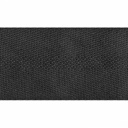 Poly/Cotton Twill Black 2in x 22yds