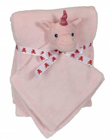 Unicorn Blankey Buddy Set