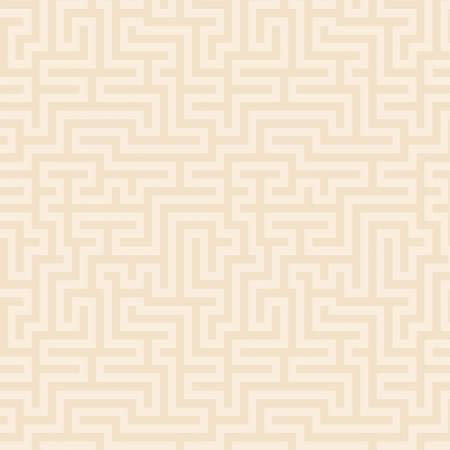 Bisque Maze
