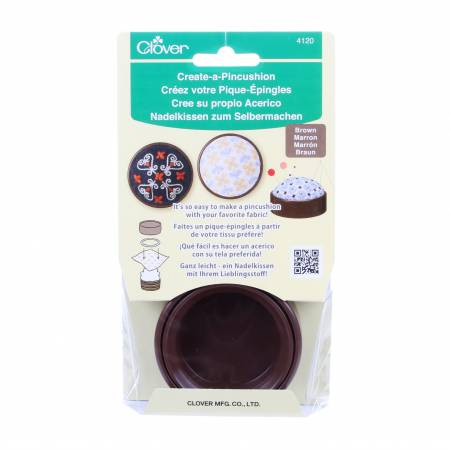 *Create A Pincushion Brown - 4120CV