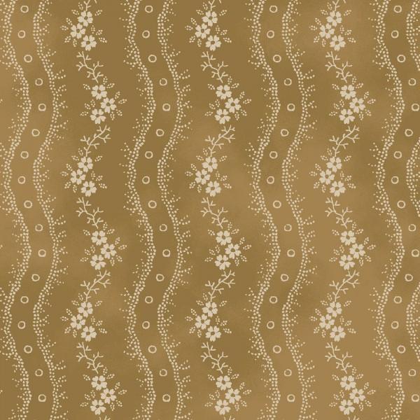 Gold Small Serpentine Stripe