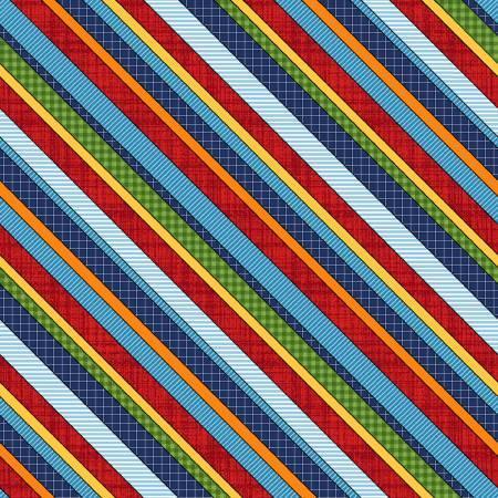 Multi Diagonal Stripe