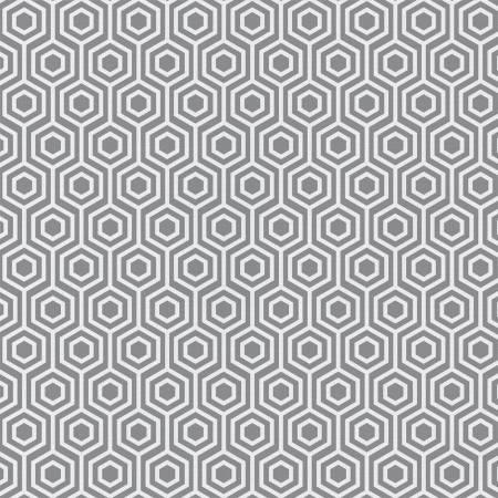 Grey Fm Hexagon