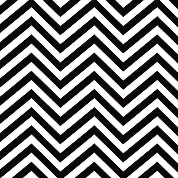 Black/White Little Ziggy