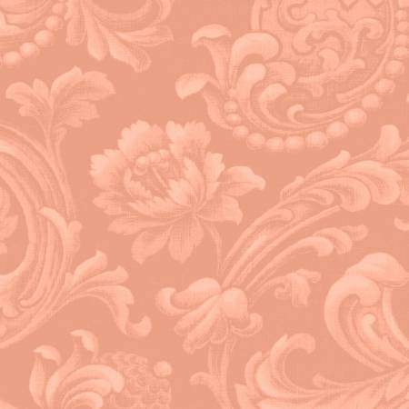 41482 21 Floral Brocade by Mary's Blenders for Windham Fabrics. 100% cotton 43 wide