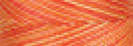 Cotton 40wt Thread 700yd Rusty Oranges