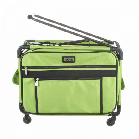 Tutto Machine Case On Wheels Small 17in Lime