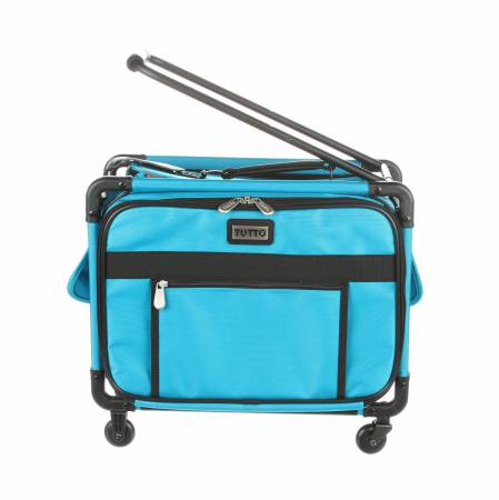 Tutto Machine Case On Wheels Small 17in Turquoise