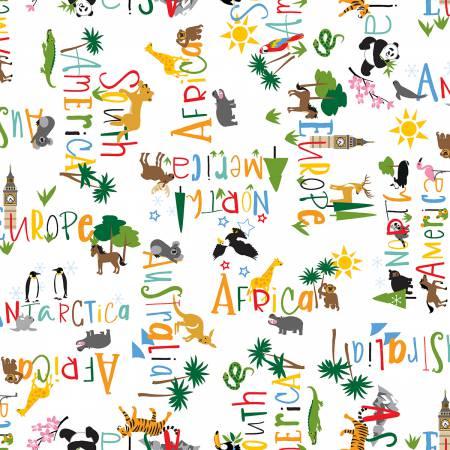 Words - Little Explorers