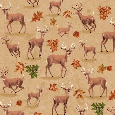 Tan Deer