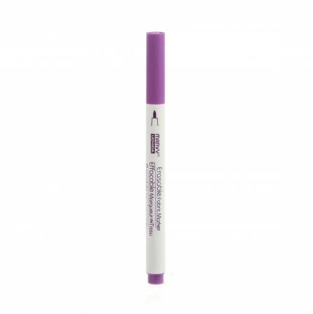Erasable Fabric Marker Lavender
