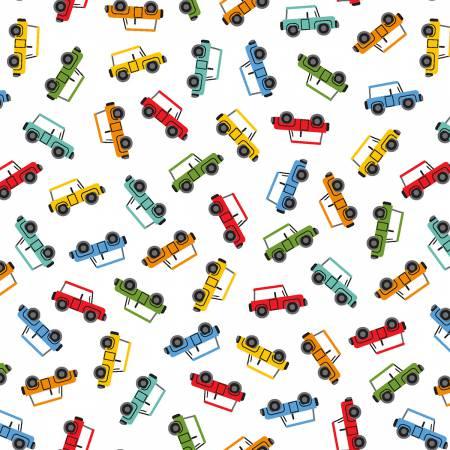 Jeeps Tossed - Little Explorers