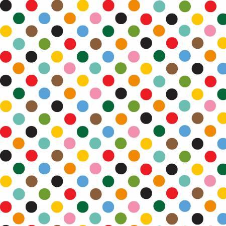 Multi Polka Dots - Little Explorers