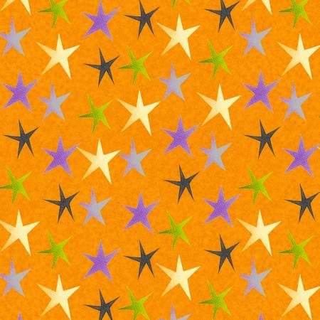 Me & My Ghoul Friends-Orange Stars