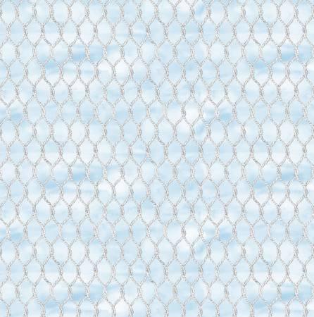 Light Blue/Grey Rope